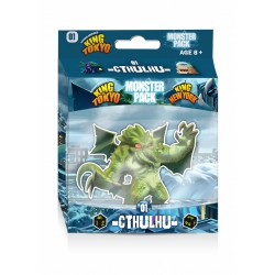 King of Tokyo : Cthulhu Monster Pack