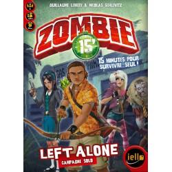Zombie 15': Left Alone Campagne Solo