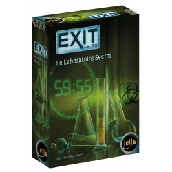 EXIT : Le Jeu - Le Laboratoire Secret