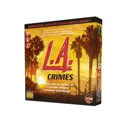 DETECTIVE L.A CRIMES