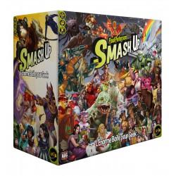 Smash Up - L'Énorme Boîte pour Geek