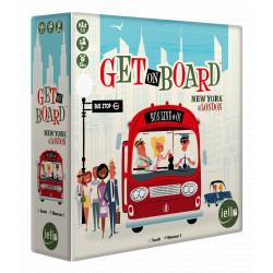 Get on Board : New York & London