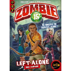 Zombie 15': Left Alone Solo Campaign