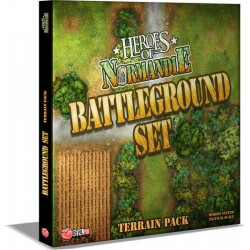 HoN: Battleground Set Terrain Pack